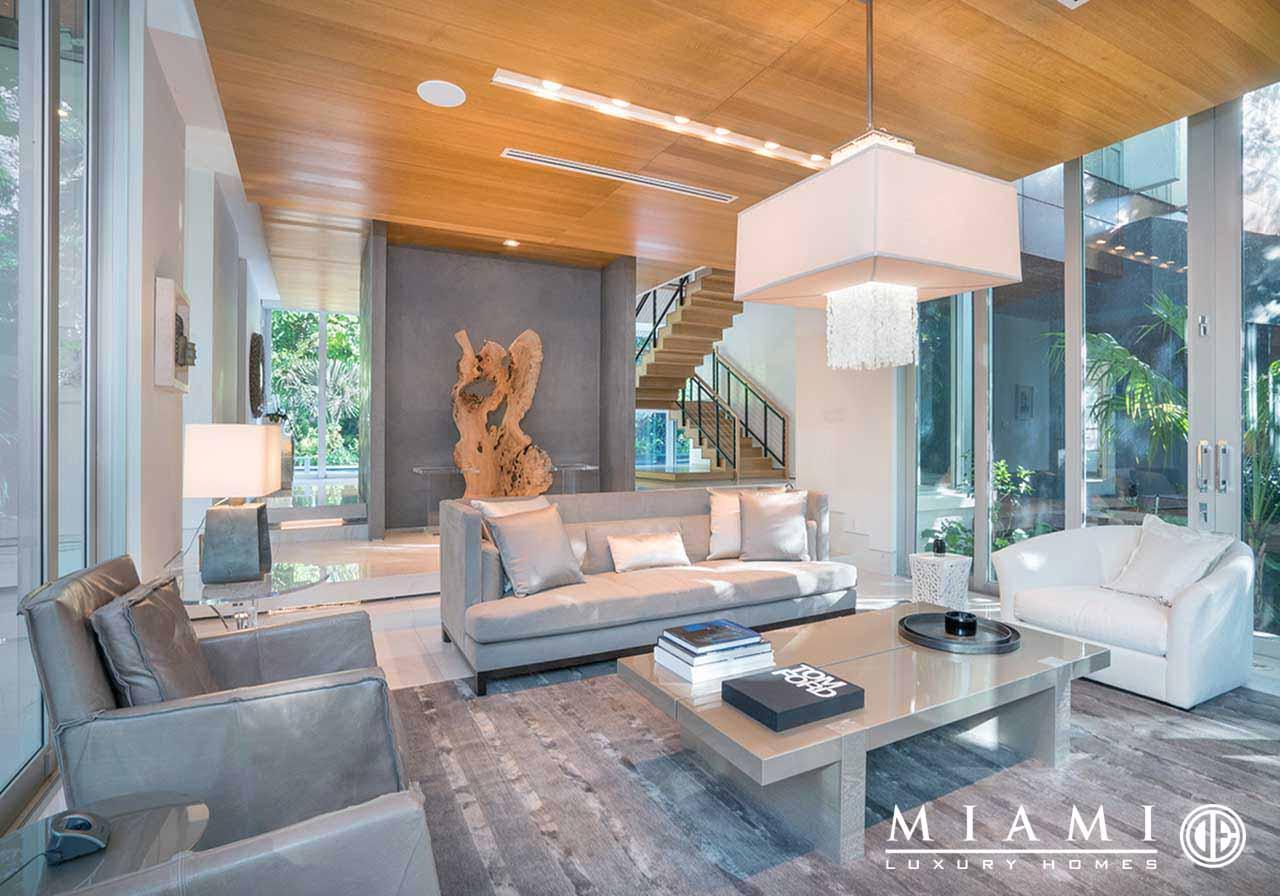 Hammock House Formal Living Room
